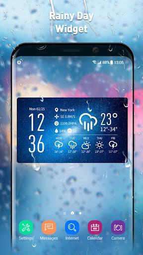 6 day weather forecast&widget ud83cudf27ud83cudf27 10.2.7.2270 screenshots 2