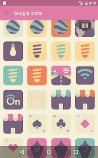 Serenity Icon Pack Screenshot