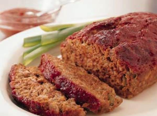 Lisa's Very Easy Meatloaf