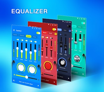 Music Equalizer - Bass Booster & Volume Booster Screenshot