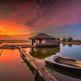 by Hanan Maulana - Transportation Boats