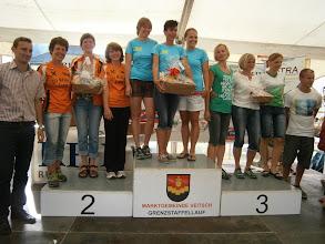 Photo: 2.Platz Damen 120 -150