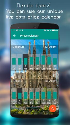 Cheap Flights Scanner 2.0.2 screenshots 5