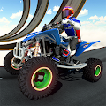 Superhero ATV Moto Quad Bike Stunts