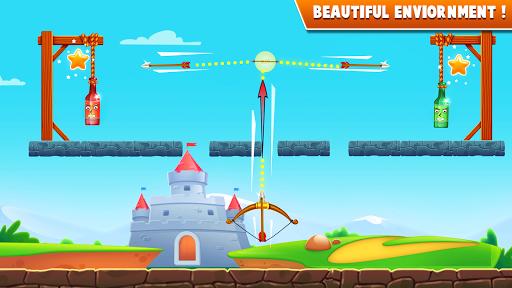 Code Triche Archery Bottle Shoot APK MOD (Astuce) screenshots 3