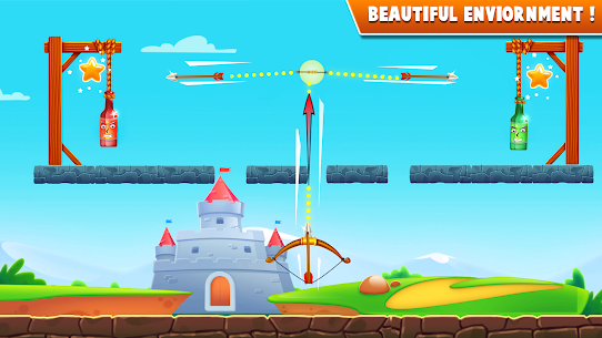 Archery Bottle Shoot MOD APK (Unlimited Money) 3