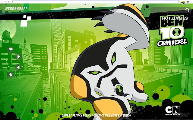 Ben 10 Wallpapers Game Theme