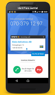 Eniro - Search and discover- screenshot thumbnail