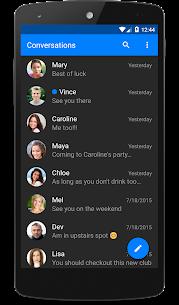 chomp SMS Mod Apk (Pro Features Unlock) 3