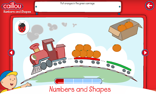 Descargar Caillou learning for kids para PC ✔️ (Windows 10/8/7 o Mac) 2