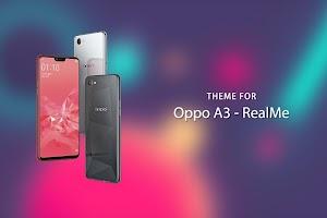 Theme for Oppo A3 - RealMe apk latest version 1 0 1