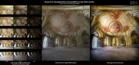 Photo: HDR Before-and-After: Baroque Oval (HDR Vertorama) ( photo: http://bit.ly/gp-oval )  This is the before-and-after comparison of the HDR vertorama I posted this morning. Go to [ http://bit.ly/gp-oval ] for more details.  Teaser: Do you own a Nikon D7000? Go to [ http://bit.ly/gas-d7000 ] and join our group. We'll share tips, tricks, and experiences.  Cheers