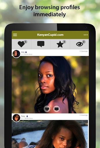KenyanCupid - Kenyan Dating App 2.1.6.1561 screenshots 6