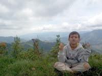 Meditate on the summit