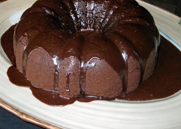 Mahogany Cake Recipe