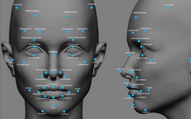 chấm công bằng nhận diện khuôn mặt