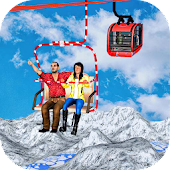 Super Chairlift Hill Adventure: Chair Lift Games