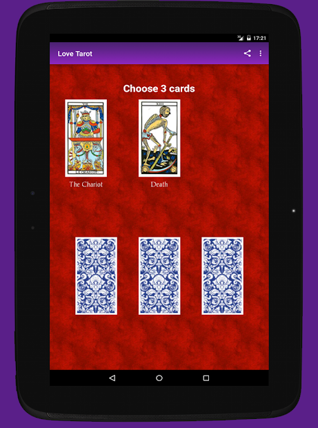 Free Tarot Card Reading - Daily Tarot