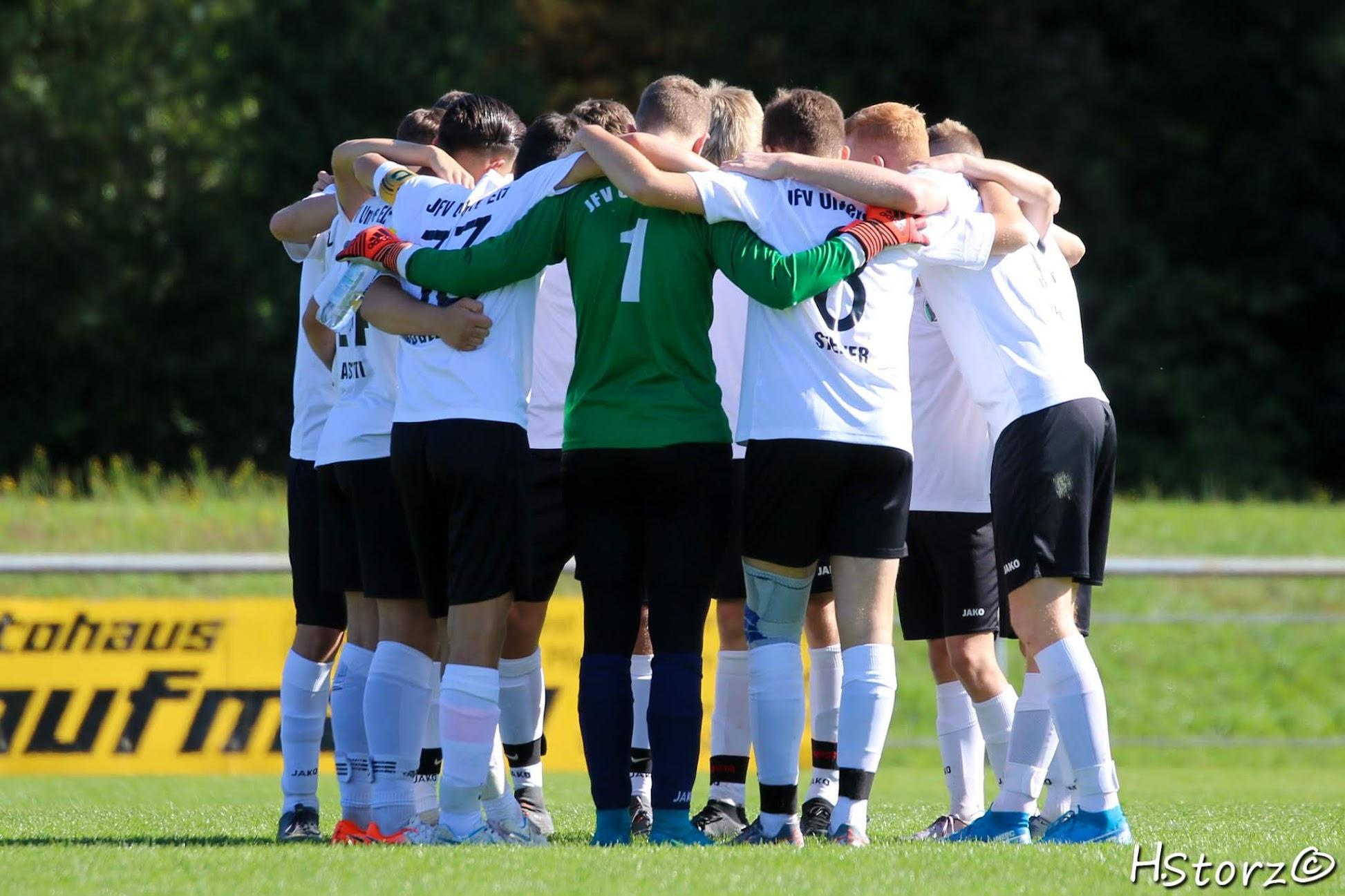 Verbands-Pokal B1-JFV Untere Elz – SC Freiburg   0:12 (0:7)