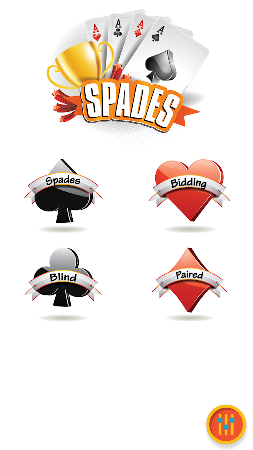 spades card game rules for 3 players