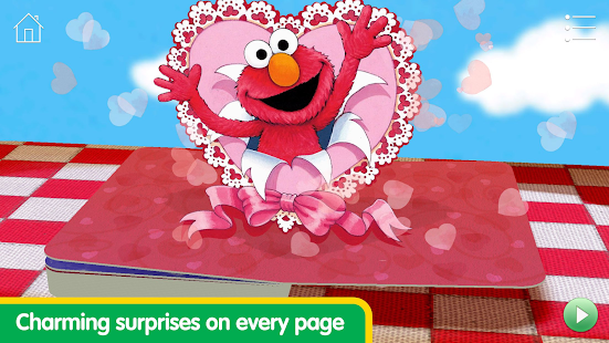 Elmo Loves You- screenshot thumbnail