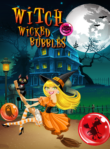 Witch Wicked Bubbles
