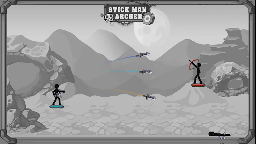 Mr. Archer : King Stickman - screenshot