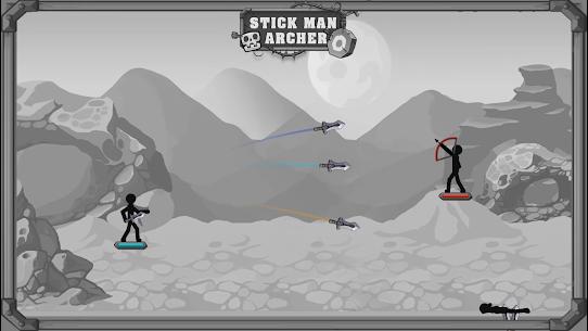 Mr. Archer : King Stickman 10