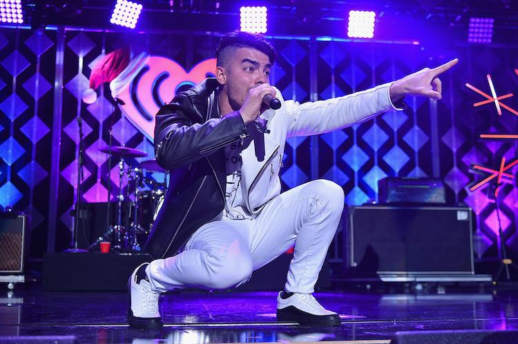 Joe Jonas - Z100's Jingle Ball 2016 - SHOW