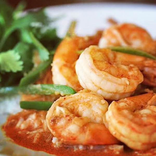 From Instagram: Garlic Shrimp, Iris Http://instagram.com/p/skd9ivpyco/