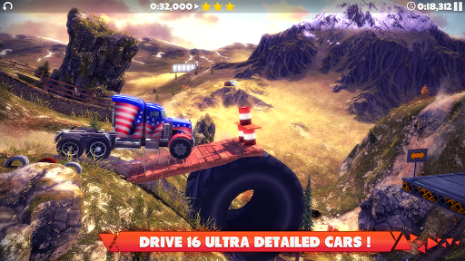 Offroad Legends 2 - Monster Truck Trials  captures d'écran 2
