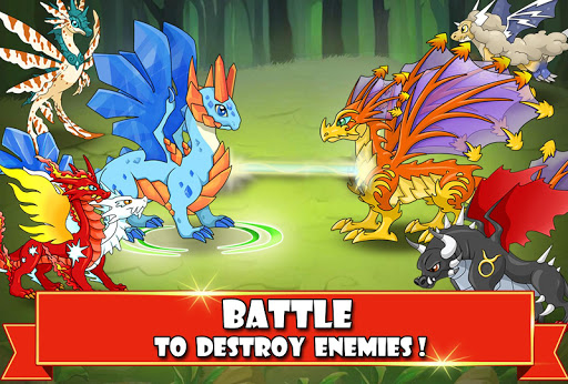 Dragon Battle  captures d'u00e9cran 12