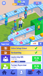 Idle Success MOD Apk 1.3.0 (Unlimited Money) 4