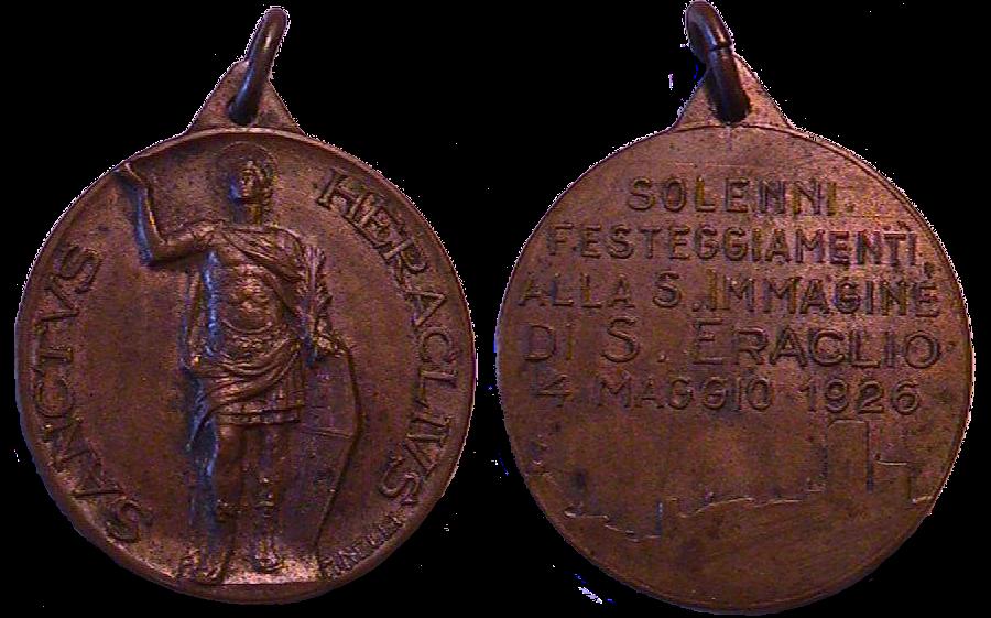 medaglia S.Eraclio