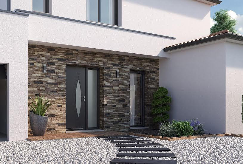 Vente Terrain + Maison - Terrain : 535m² - Maison : 148m² à Chemillé (49120)