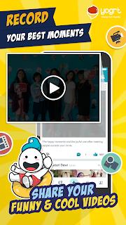 Yogrt: Meet Friends Nearby screenshot 02