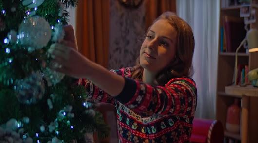 Navidad de anuncio: la almeriense Verónica Gavilán en el spot de Leroy Merlin
