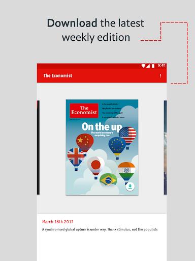 The Economist screenshot 11
