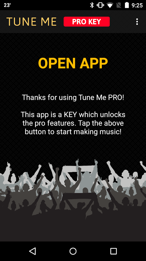 Tune Me — PRO Key- screenshot