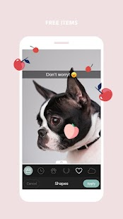 Cymera: Collage & PhotoEditor- screenshot thumbnail