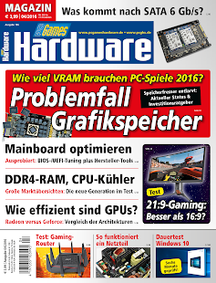 PC Games Hardware Magazin- screenshot thumbnail