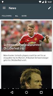 Super Scores - Football Scores- screenshot thumbnail