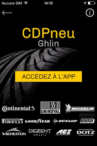 CDPneu Ghlin
