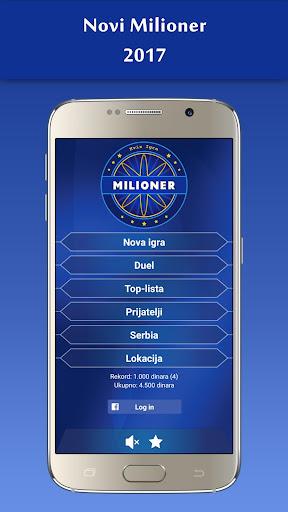 Novi Milioner Serbia (Srbija) 2.0.41 screenshots 1
