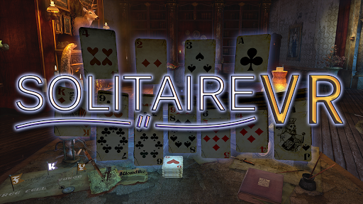Solitaire VR Games voor Android screenshot