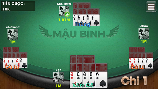 Mau Binh - Xap Xam 1.00 5