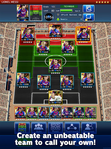 PES CARD COLLECTION apkdebit screenshots 12