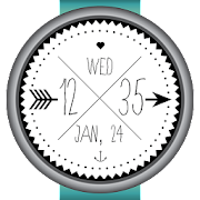 Skinny Love Watch Face  Icon