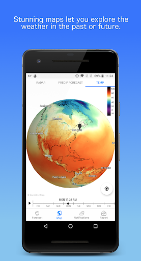 Dark Sky – Hyperlocal Weather v2.2.2 [Premium]