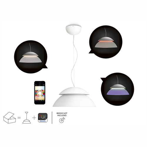 Philips Hue Beyond Suspension packaging image